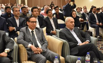 The Kermanshah Economic Activists' Meeting was held with the business delegation of the Babil Chamber of Commerce in Iraq
