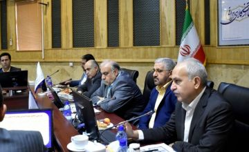 The thirty-third Council of dialogue between the Government and the private sector of Kermanshah province was held.