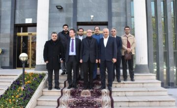 Kermanshah Chamber of Commerce: We welcome economic communication with the Austrian private sector