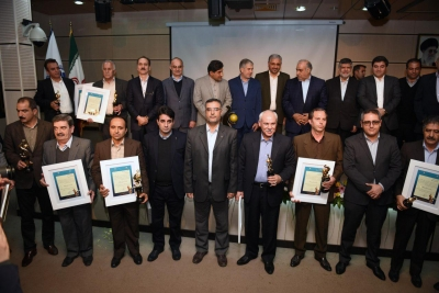 The ceremony of celebration of leading exporters of Kermanshah was held