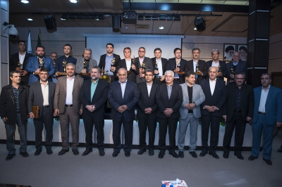 Kermanshah's top exporters were honored.
