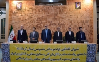 The provincial economic activists met with the chair of the Iranian Chamber of Commerce and members of the Economic Committee of the Islamic Consultative Assembly.