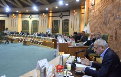 The thirty-fifth session of the dialogue council between Government and the private sector of Kermanshah province was held at the presence of the Minister of Industry, Mine and Trade of Iran.