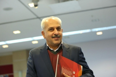 ‏Kashfi became the member of the board of directors of the Iranian Chamber of Commerce
