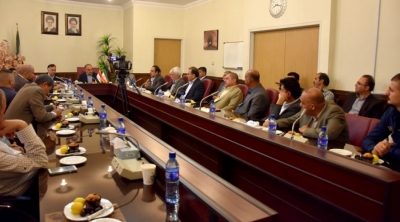 The Diyala Iraqi Business Board traveled to Kermanshah